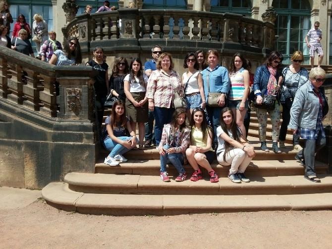 Liseliler Proje İçin Çek Cumhuriyetinde