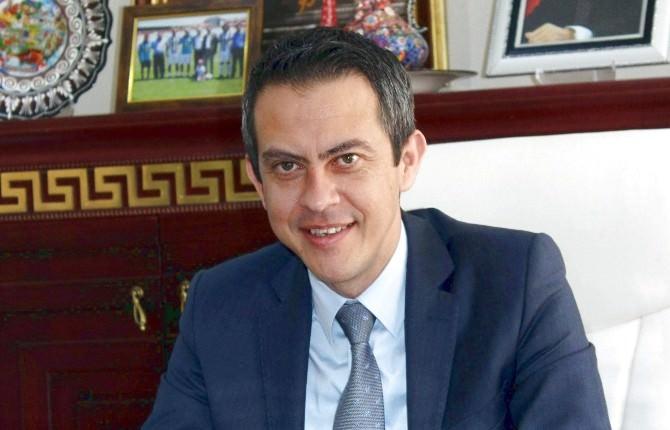 Mehmet Özdoğan: Görevimi En İyi Şekilde Yapmanın Huzuru İçindeyim
