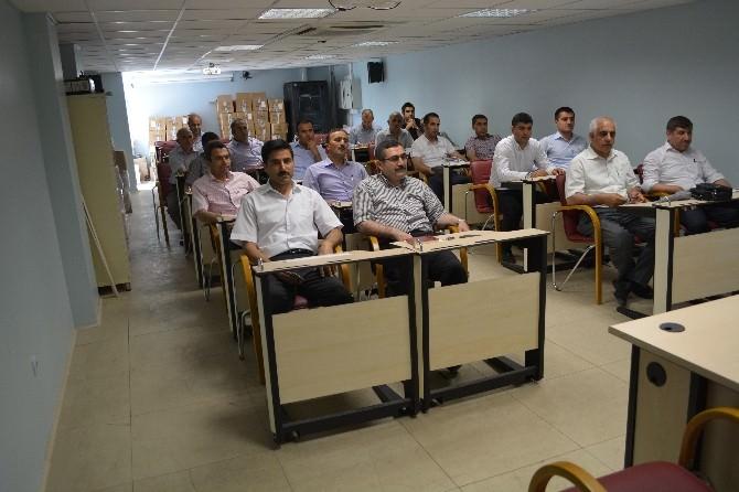Muş'ta Eğitim Sorunları Masaya Yatırıldı