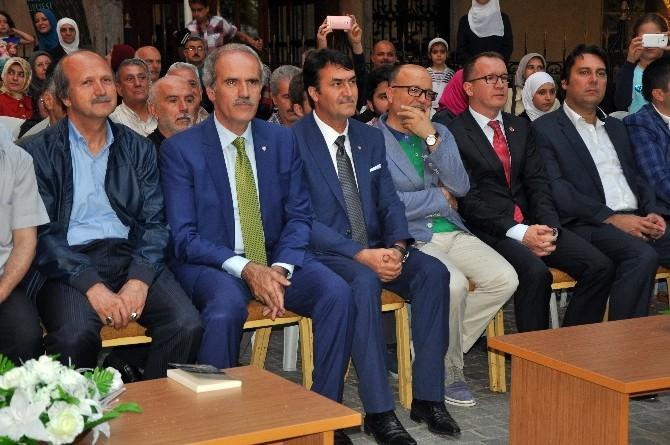 1. Murad Hüdavendigar Han Bursa'da Dualarla Anıldı