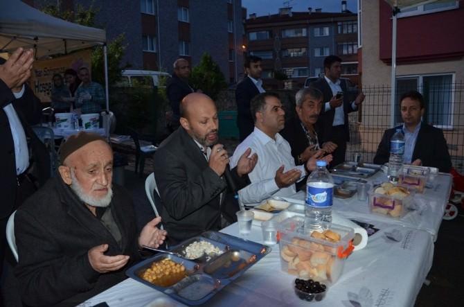 Safranbolu'da Mahalle İftarları Devam Ediyor