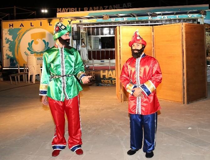 Haliliye Belediyesi'nden Tiyatro Gösterisi