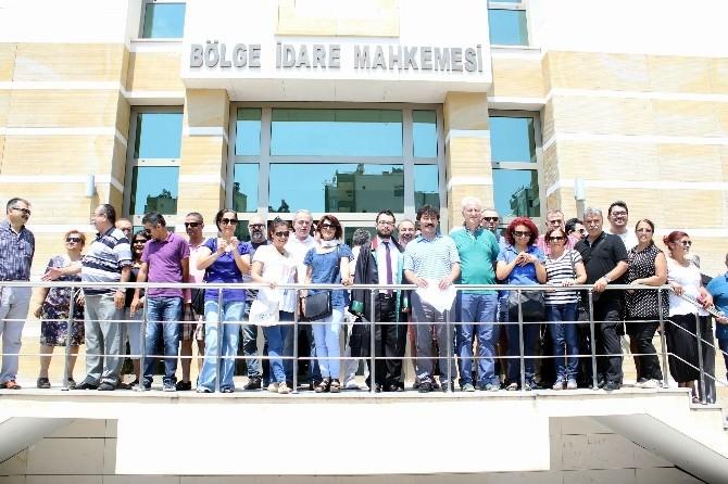 Tüm-bel-sen'den Büyükşehir'de Sürgün İddiası