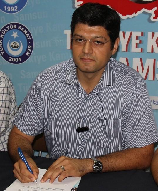 Türk Enerji-sen'den İmza Kampanyasına Destek