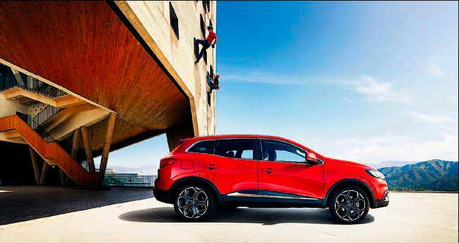 Renault'nun SUV'u Kadjar satışa sunuldu