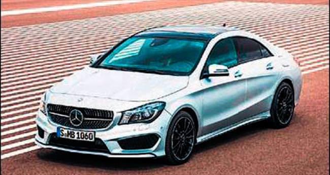 Mercedes-Benz 36 ay taksit uyguluyor