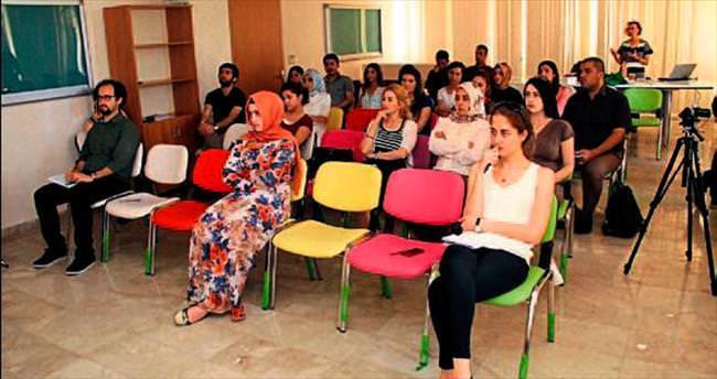 Hasan Kalyoncu'da makale semineri