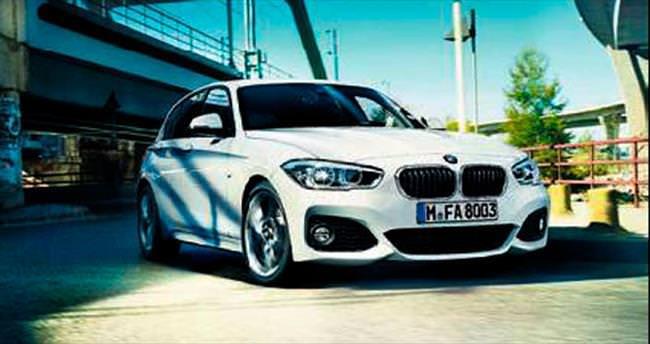 Ayda 1.205 TL taksitle BMW