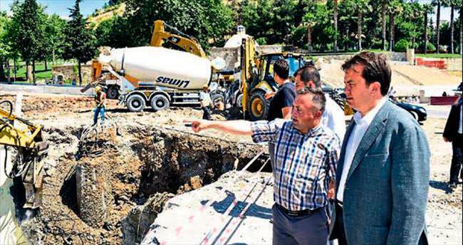 Erkoç: Tünel kavşak yetişecek