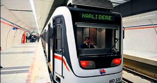 Narlıdere metrosu için bir adım daha