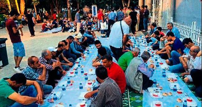 Medine usulü iftar Enderun usulü teravih
