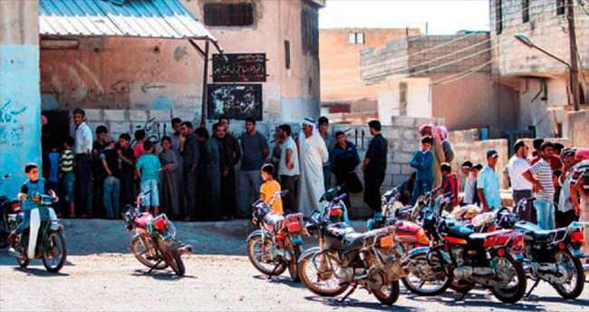 IŞİD, Rakka'da panik halin