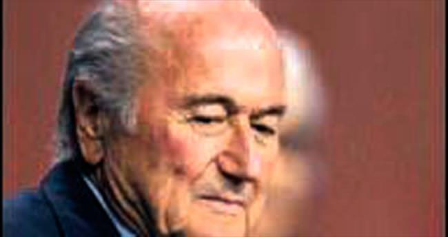 Blatter sessizliğini bozacak