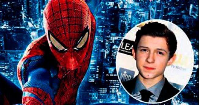 Yeni Spider Man Tom Holland