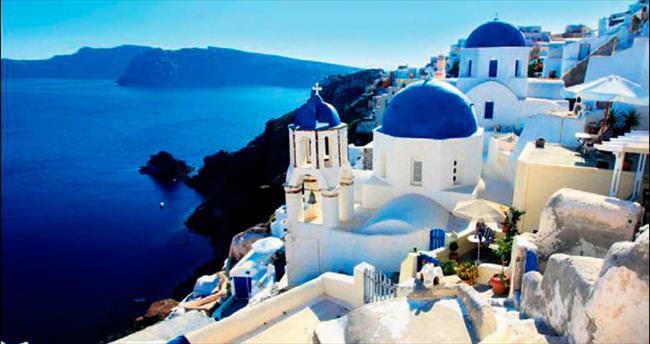 Yunanistan'daki kriz Türk tatilciye yaradı