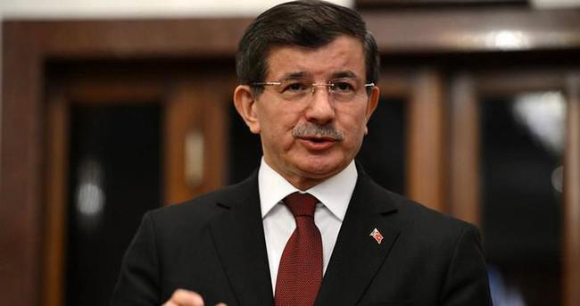 Davutoğlu o vekilleri uyardı: Ankara'ya gelmeyin