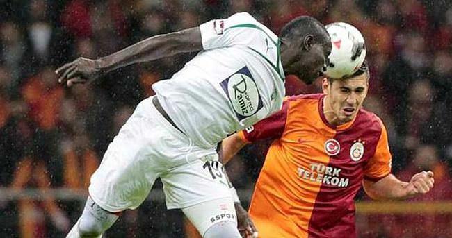 Niasse, Galatasaray'da