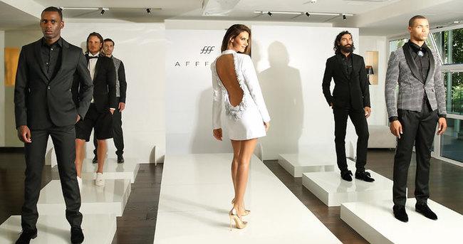 Milano Moda Haftası'nda Türk imzası Afffair