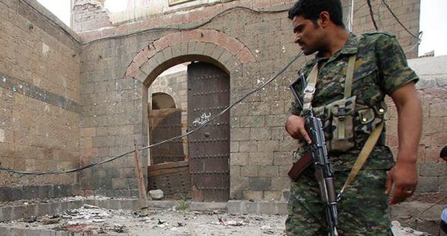 Yemen'de 5 terörist öldürüldü