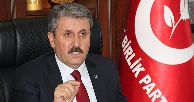 Büyük Birlik Partisi yeni genel başkanı seçecek