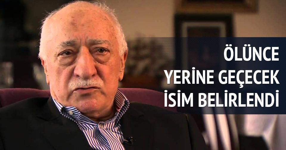 Sabahattin Önkibar Gülen'in veliahtını açıkladı