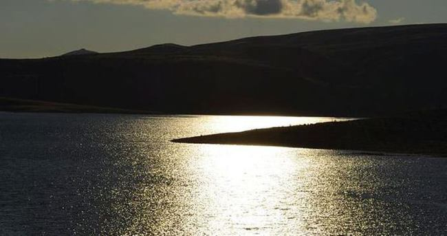Kayseri Denizinde gün batımı