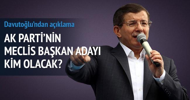 AK Parti Meclis Başkan adayını yarın açıklayacak