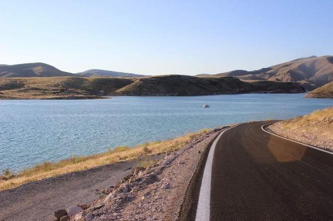 Yağışlar Yamula Barajındaki Su Seviyesini Yükseltti