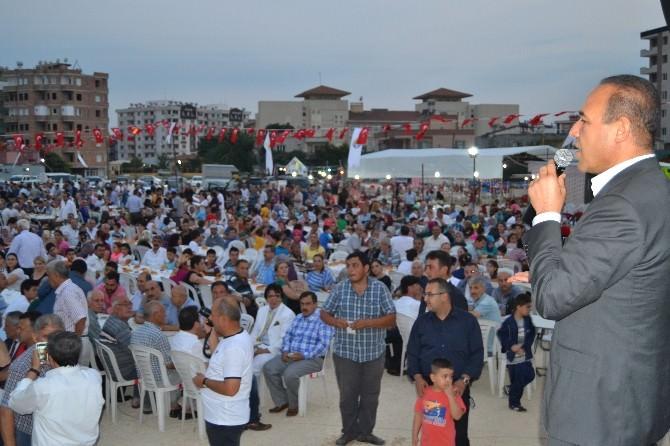 Büyükşehir'den Ceyhan'da Ramazan Şenliği