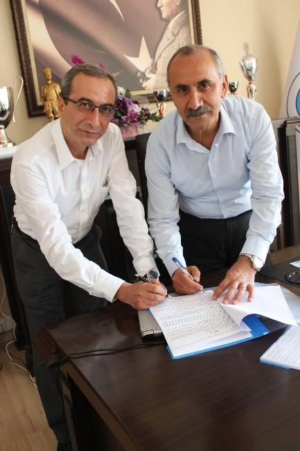 Arsuz'da Asansör Protokolü İmzalandı