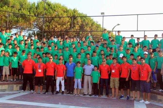 Aydın'da 2015 Gençlik Kampları Başladı