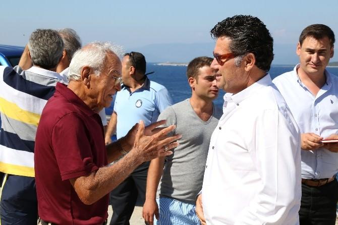 Başkan Kocadon Gündoğanlılarla Buluştu