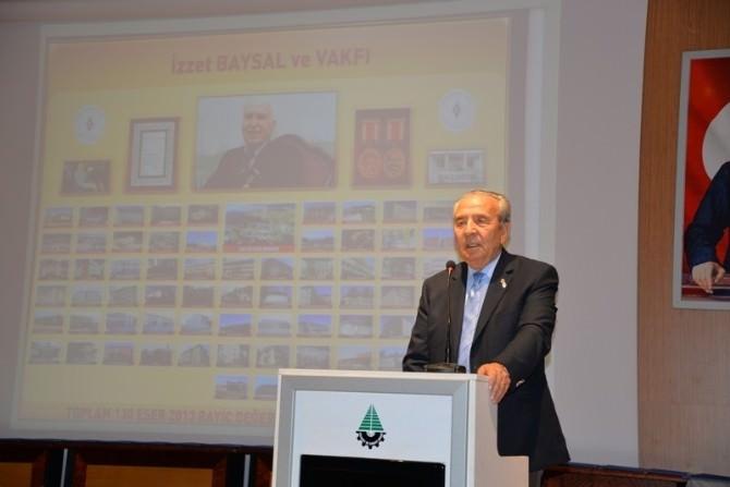 İzzet Baysal Vakfı, Okul Birincisi Lise Öğrencilerini Ödüllendirdi