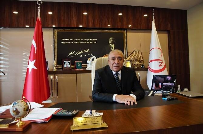"""Çat Belediye Başkanı Arif Hikmet Kılıç: """"İlçemizin Makus Talihi Değişiyor"""""""
