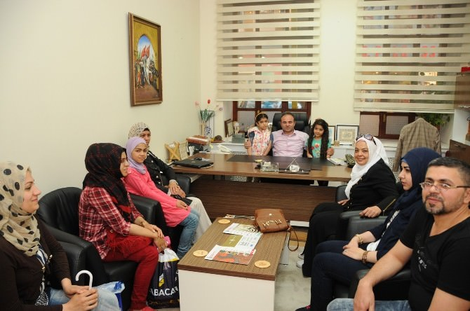 Çorum'da Yaşayan 110 Mülteci Türkçe Öğrendi