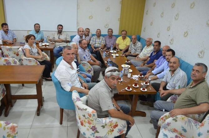 DİSK Genel-iş Sendikası Söke Belediyesinde Örgütleniyor