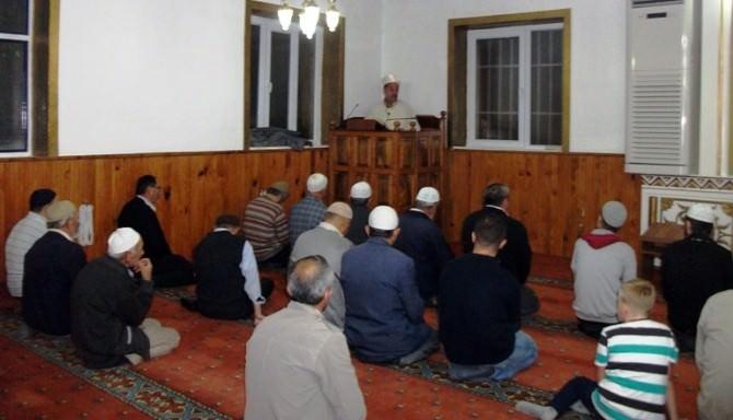 Ramazana Özel Vaaz Ve İrşad Programı