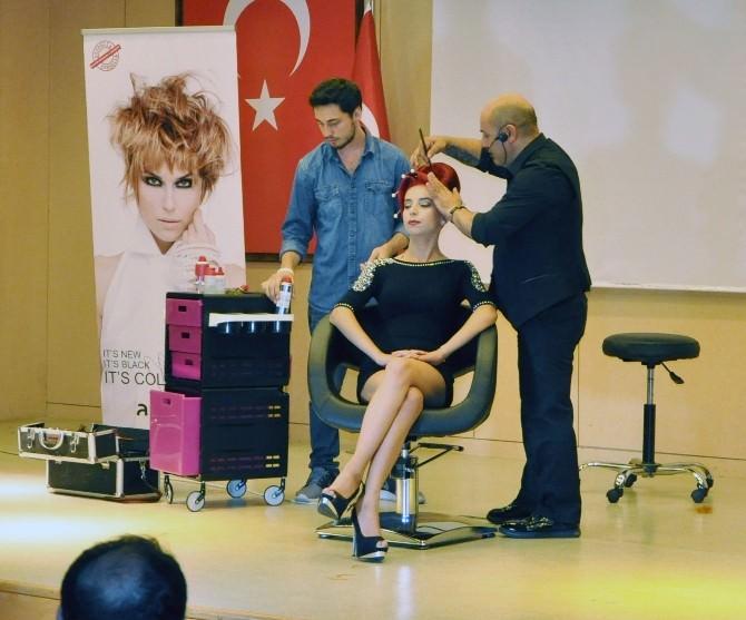 Antalya Kuaförler Ve Manikürcüler Odası'ndan Üyelerine Eğitim