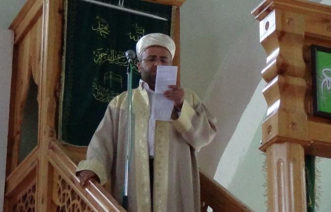 Erzurum'da En Güzel Hutbe Okuma Yarışması