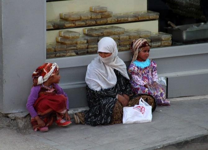 Erzurum'da Dilencilerin Ramazan Mesaisi