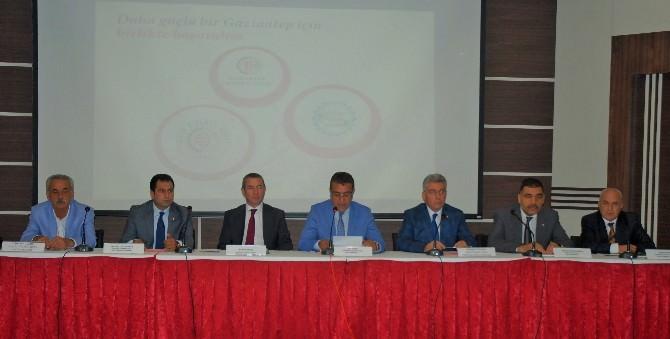 GTO Haziran Ayı Meclis Toplantısı Nizip Ve İslahiye Ticaret Odaları İle Ortak Yapıldı