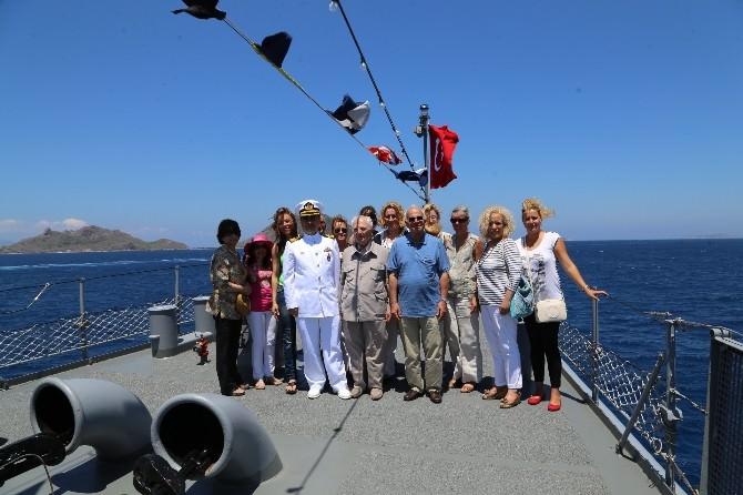 Amiral Turgut Reis, Bodrum'da Etkinliklerle Anıldı