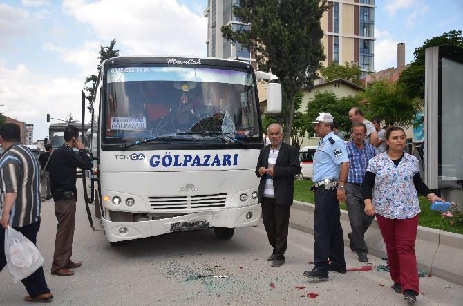 Bilecik'te Zincirleme Trafik Kazası, 2 Kişi Yaralandı