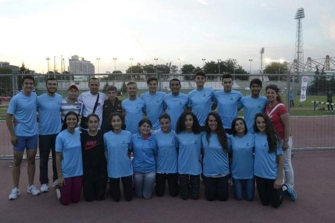 Büyükşehirli Atletler Finalde Yarışacak