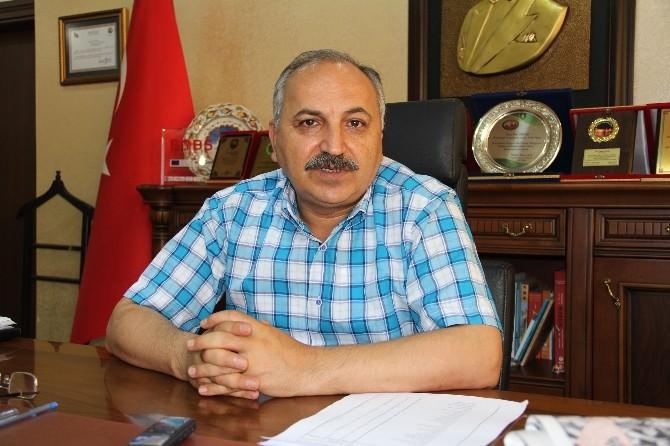 """Dinçer: """"Mersin'de En Büyük Sürprizi Oylarını Düşüren MHP Yaptı"""""""