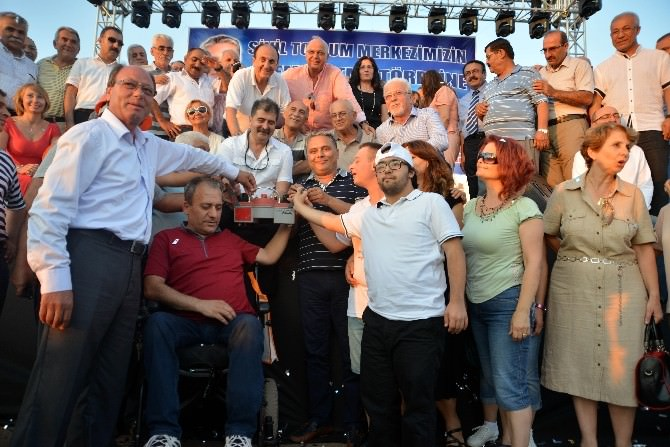 Muratpaşa'dan Avrupa'nın En Büyük Sivil Toplum Merkezi