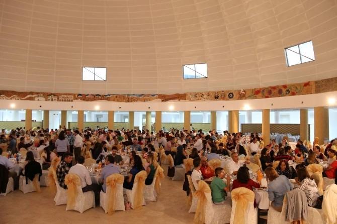 Üniversite Personeli Geleneksel İftar Yemeğinde Buluştu