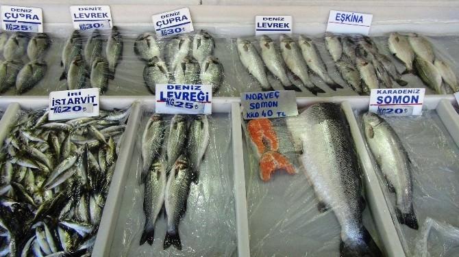 Ramazan Ayında Izgara Türü Balıklar Tercih Ediliyor