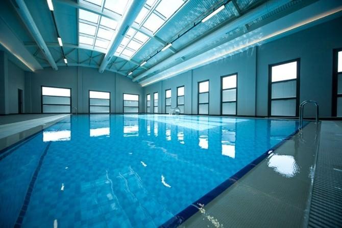 Serdivan Yaz Spor Okulları'nda Yüzme Branşına Yoğun İlgi