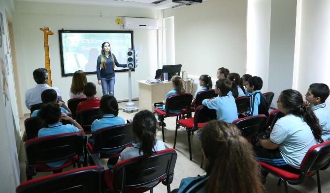 Denizli'de Çocuklara Randevulu Trafik Eğitimi